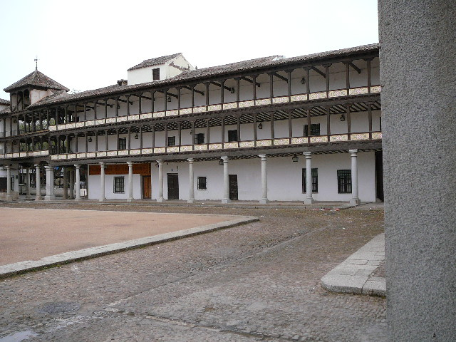 Tembleque Plaza Mayor